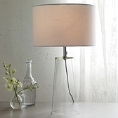 Buy Bowery Table Lamp from The White Company