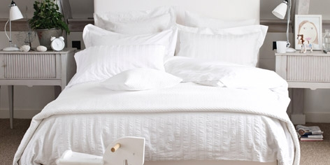 Buy Maine Bed Linen Collection from The White Company