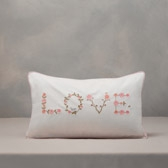 Buy Love Cushion Cover from The White Company