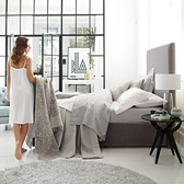 Buy Paris Throw and Cushion Cover from The White Company
