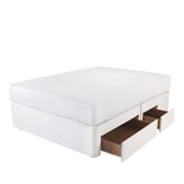 Buy Drawer Divan from The White Company