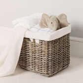 Buy Kubu Storage Cube from The White Company