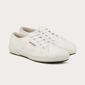 Buy Superga Plimsolls - White from The White Company