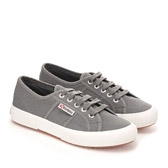 Buy Superga Plimsolls - Grey from The White Company