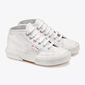 Buy Superga Mid Top Pumps from The White Company