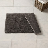 Buy Vermont Bath Mat - Dark Mulberry from The White Company