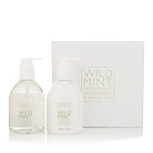 Buy Wild Mint Hand & Nail Set from The White Company