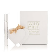 Buy Wild Mint Scented Hearts from The White Company
