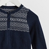 Sparkle Fairisle Cardigan