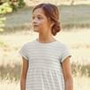 Sparkle Stripe Dress (4-10yrs)