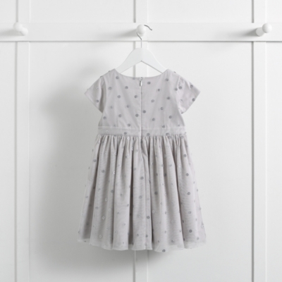 Spot Sequin Dress