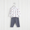 Spaceship Baby Pajamas