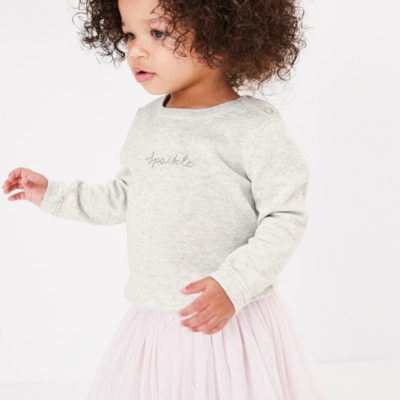 Sparkle Sweater - The White Company