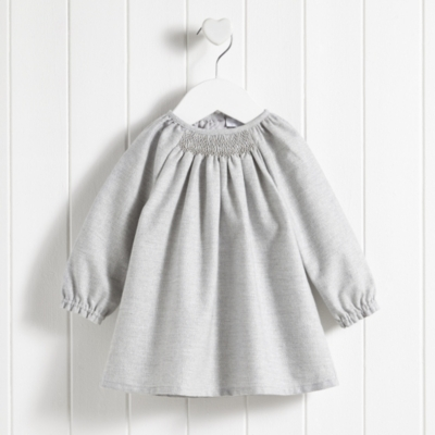 Sparkle Smocked Dress
