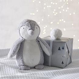 Snowy Penguin Medium Soft Toy