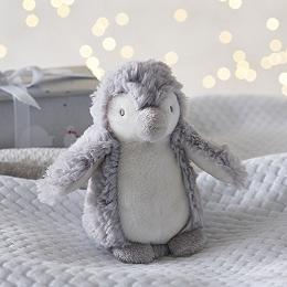 Snowy Penguin Mini Soft Toy