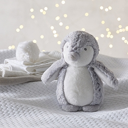 Snowy Penguin Small Soft Toy