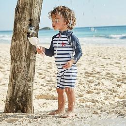 Starfish Surf Suit (0-24mths)