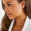 Sparkle Stud Earrings – Set of 2