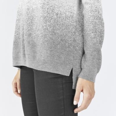 Sparkle Speckled Hem Sweater