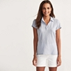 Jersey Short Sleeve Shirt - Soft Blue