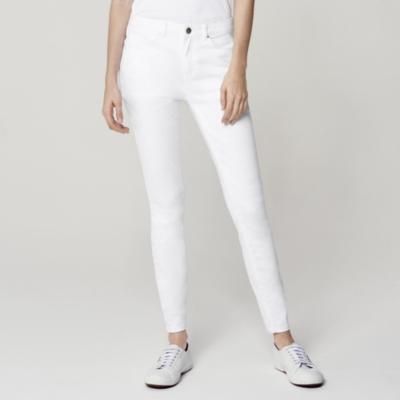 Symons Skinny Jeans - White