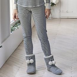 Skinny Stripe Pull on