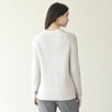 Side Split Ribbed Sweater