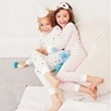 Spot and Stripe Jersey Pajamas 2 Pack