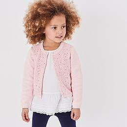 Sparkly Sequin Cardigan (1-6yrs)