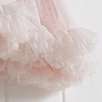 Baby Girls' Short Sleeve Ruffle Tutu Dress