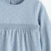 Sparkle Spot Jersey Dress