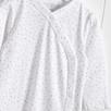 Scatter Spot Wrap Sleepsuit