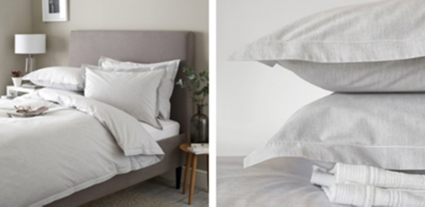 Stanton Bed Linen Collection