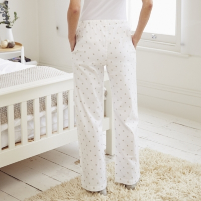 Star Flannel Pyjama Bottoms