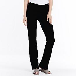 Straight Leg Jersey Pants