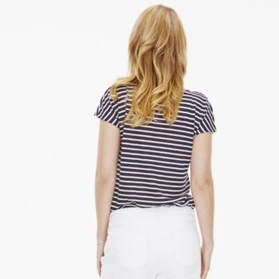 Striped Linen T-shirt
