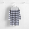 Striped Knit Dress (4-10yrs)