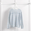 Striped Linen Cardigan (4-10yrs)