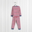 Stripe and Star Pajamas
