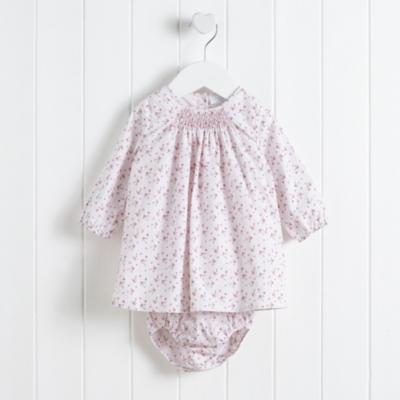 Strawberry Smocked Dress