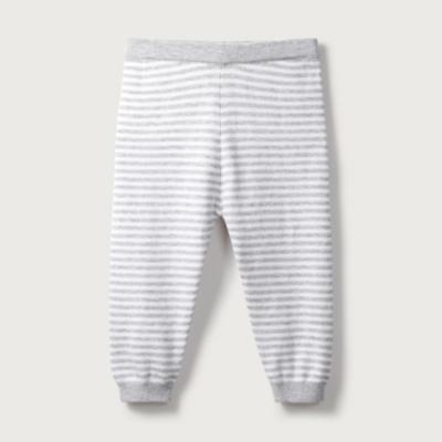 Stripe Knitted Leggings