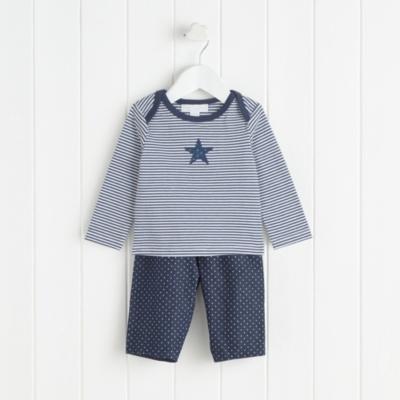 Star Pants & T-Shirt Set