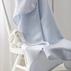 Mini Star Baby Blanket - Blue