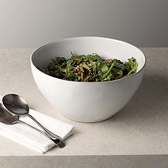 Buy Stoneware Salad Bowl from The White Company