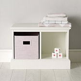 Buy Classic 2 Cube Storage Unit from The White Company