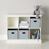 Buy Classic 6 Cube Storage Unit from The White Company