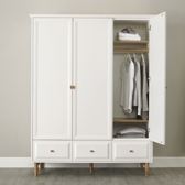 Buy Ercol Devon Wardrobe from The White Company