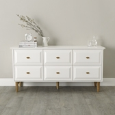 Buy Ercol Devon 6-Drawer Chest Of Drawers from The White Company