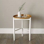Buy Ercol Devon Side Table from The White Company